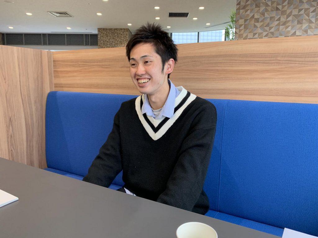 上京 インタビュー